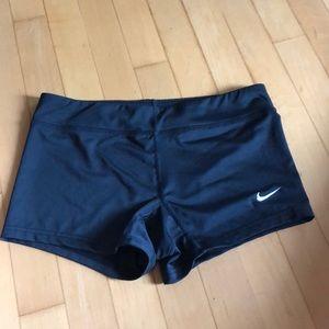 Practically New Black Nike Spandex!